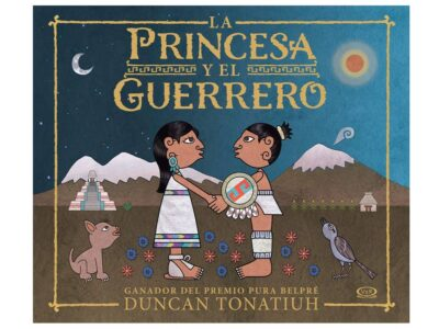 LA PRINCESA Y EL GUERRERO - V&R EDITORAS