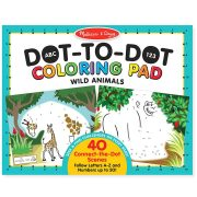 BLOC PARA COLOREAR PUNTO POR PUNTO - MELISSA AND DOUG