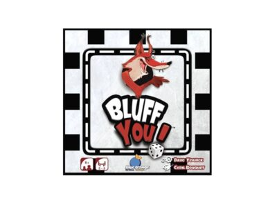 BLUFF YOU - BLUE ORANGE