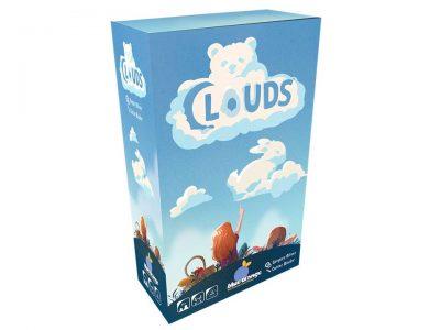 CLOUDS (NUBES) - BLUE ORANGE