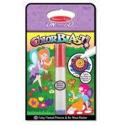 COLORBLAST LIBRO PARA COLOREAR DE HADAS - MELISSA AND DOUG