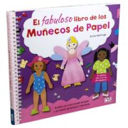 EL FABULOSO LIBRO DE LOS MUÑECOS DE PAPEL - NOVELTY