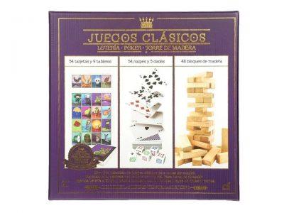 JUEGOS CLÁSICOS - NOVELTY