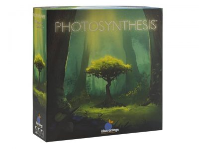 PHOTOSYNTHESIS (FOTOSINTESIS) - BLUE ORANGE