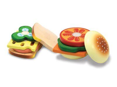 PREPARA TU SANDWICH - MELISSA AND DOUG