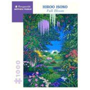 ROMPECABEZAS DE 1000 PIEZAS DE FULL BLOOM DE HIROO ISONO - POMEGRANATE