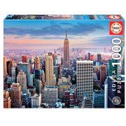 ROMPECABEZAS DE 1000 PIEZAS DE MANHATTAN EN NUEVA YORK - EDUCA