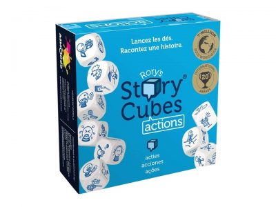STORY CUBES ACTIONS - ASMODEE
