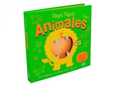 DIBUJOS MÁGICOS DE ANIMALES - NOVELTY