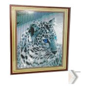 LEOPARDO - ARTE DIAMANTE