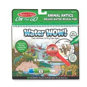 WATER WOW (PINTA CON AGUA) ANIMALES ANTIGUOS - MELISSA AND DOUG