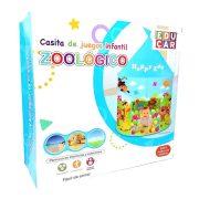 CASITA DE JUEGOS INFANTIL ZOOLÓGICO