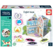 ENGLISH HOUSE (APRENDER ES DIVERTIDO) - EDUCA