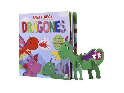 ARMA Y JUEGA DRAGONES - NOVELTY