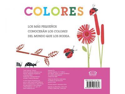 COLORES DE JANE ORMES - V&R EDITORAS