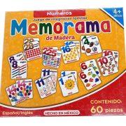 MEMORAMA DE NUMEROS