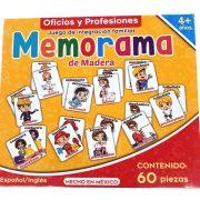 MEMORAMA DE OFICIOS Y PROFESIONES