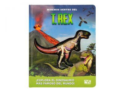 MIREMOS DENTRO DEL T REX - NOVELTY