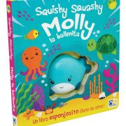 SQUISHY SQUASHY MOLLY LA BALLENITA - NOVELTY