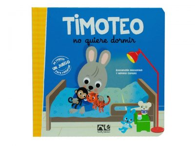 TIMOTEO NO QUIERE DORMIR - NOVELTY