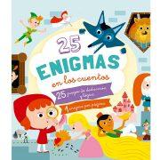 25 ENIGMAS EN LOS CUENTOS - V&R EDITORAS