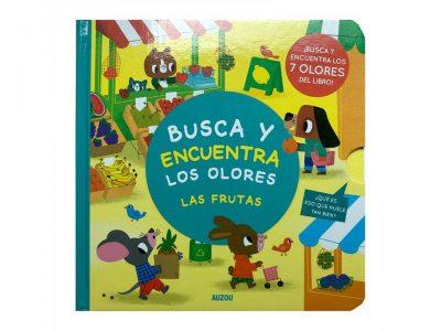 BUSCA Y ENCUENTRA LOS OLORES LAS FRUTAS - V&R EDITORAS