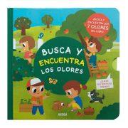 BUSCA Y ENCUENTRA LOS OLORES - V&R EDITORAS