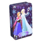 DOMINÓ TIN FROZEN CAJA METALICA – NOVELTY