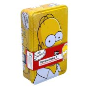 DOMINÓ TIN LOS SIMPSONS CAJA METALICA – NOVELTY