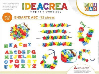 ENSARTE ABC - IDEACREA
