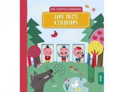 MIS CUENTOS ANIMADOS LOS TRES CERDITOS - V&R EDITORAS