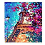 PRIMAVERA EN PARIS - ARTE POR NUMERO