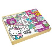 ROMPECABEZAS 5 EN 1 HELLO KITTY - NOVELTY