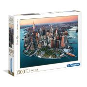 ROMPECABEZAS DE 1500 PIEZAS NEW YORK - CLEMENTONI