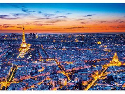 ROMPECABEZAS DE 1500 PIEZAS VISTA DE PARIS - CLEMENTONI