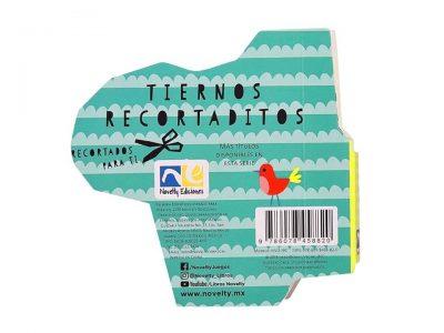 TIERNOS RECORTADITOS COCO CUIDADOSA - NOVELTY