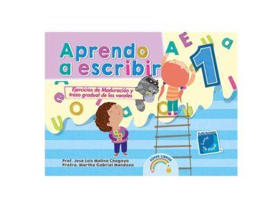 APRENDO A ESCRIBIR 1 - LUNA DE PAPEL