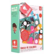BINGO DE COLORES - NOVELTY