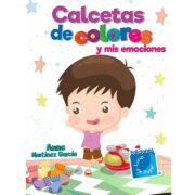 CALCETAS DE COLORES Y SUS EMOCIONES - LUNA DE PAPEL