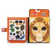 LIBRO CALCAMANIAS REHUTILIZABLES SAFARI - MELISSA AND DOUG