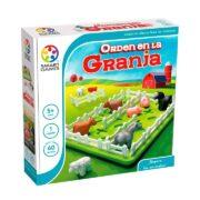 ORDEN EN LA GRANJA - SMART GAMES