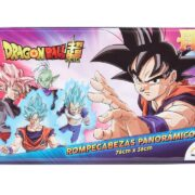 ROMPECABEZAS PANORÁMICO 3 EN 1 DRAGON BALL SUPER - NOVELTY