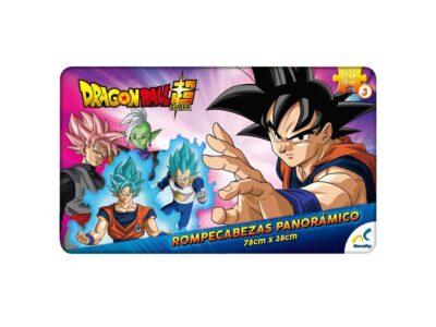 ROMPECABEZAS PANORÁMICO 3 EN 1 DRAGON BALL SUPER - NOVELTY