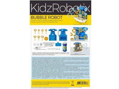 BUBBLE ROBOT - 4M