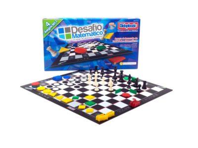 DESAFÍO MATEMÁTICO - DIDAPLASTIC