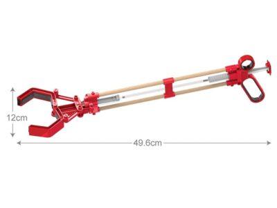 HYDRAULIC ROBOTIC ARM - 4M