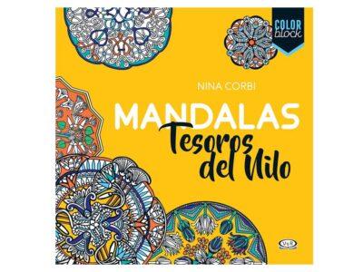 MANDALAS TESOROS DEL NILO - V&R EDITORAS