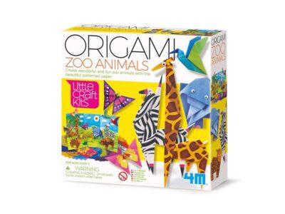 ORIGAMI ZOO ANIMALS - 4M
