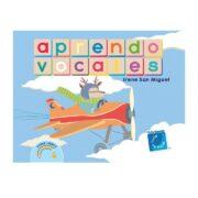APRENDO VOCALES - LUNA DE PAPEL