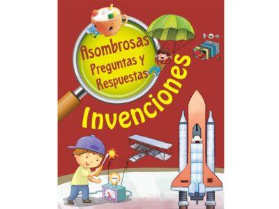 ASOMBROSAS PREGUNTAS Y RESPUESTAS INVENCIONES - OM BOOKS INTERNACIONAL